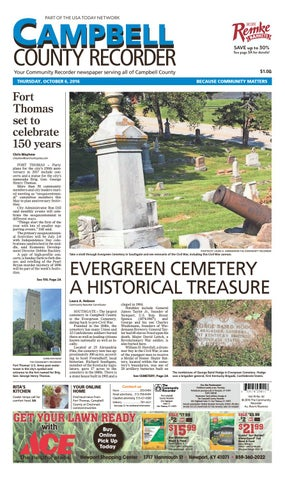Campbell county recorder 100616 by Enquirer Media - issuu