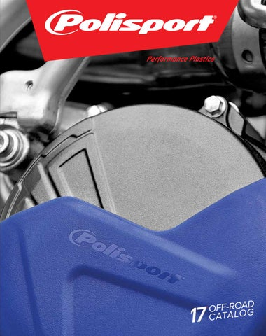Polisport 8306700005 Touquet Universal Mounting Kit orange for KTM
