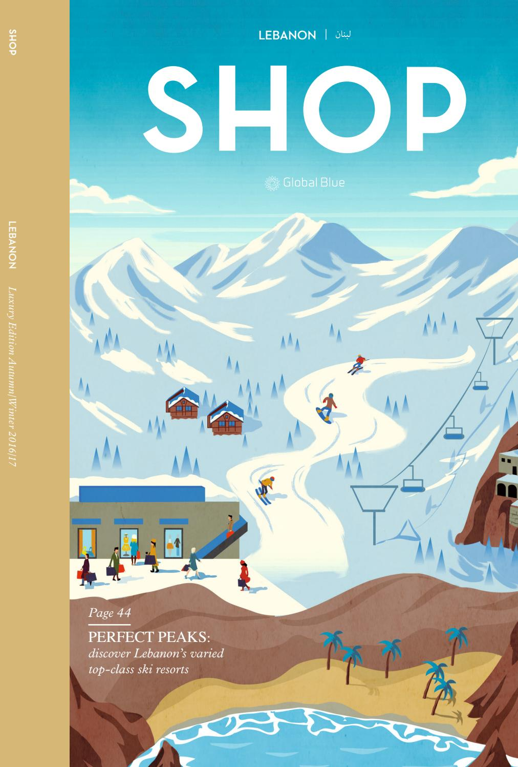 Shop Lebanon Aw16 By Shop Global Blue Issuu