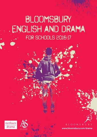 Bloomsbury english and drama for schools 2016 17 by bloomsbury bloomsbury english and drama for schools 2016 17 fandeluxe Images