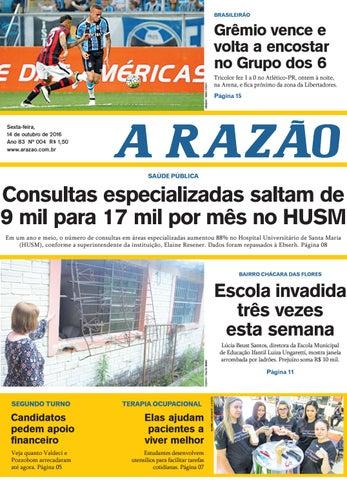4e98a4b73a Jornal A Razão 14 10 2016 by Jornal A Razão - issuu