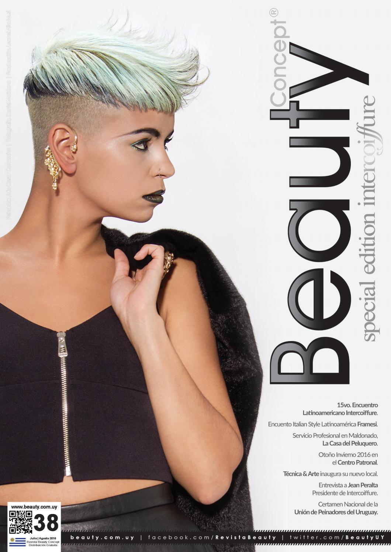 Revista Beauty Concept Edición 38  7bc7479fa065