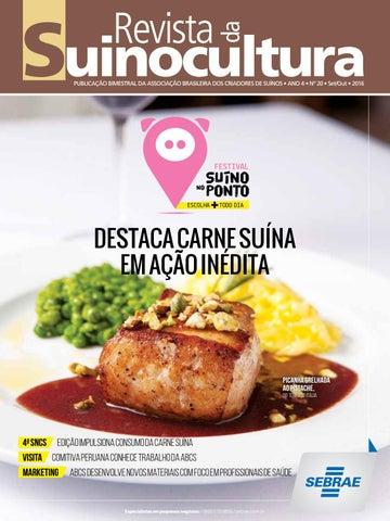 52943f8b948 Revista da Suinocultura 20ª Edição by Associação Brasileira de ...