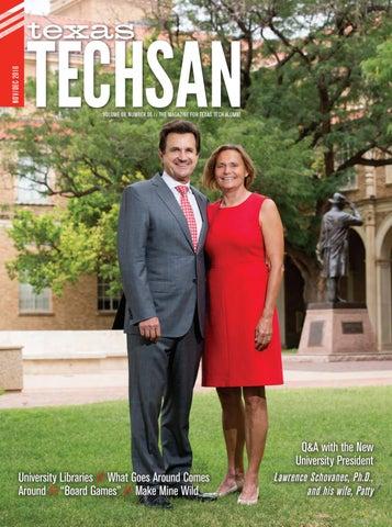 Texas Techsan November December 2016 by Texas Tech Alumni ... c3889f331