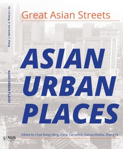 Asian Urban Places by Oscar Carracedo issuu