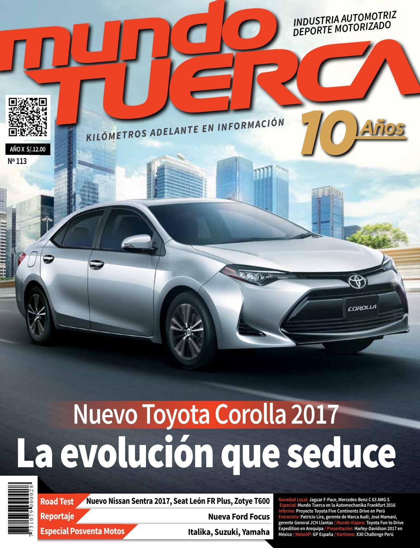 Revista Mundo Tuerca N° 113 by MundoTuerca - issuu