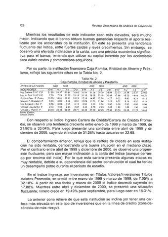 Revista Venezolana De Análisis De Coyuntura Volumen Xi Nº 1 Enero