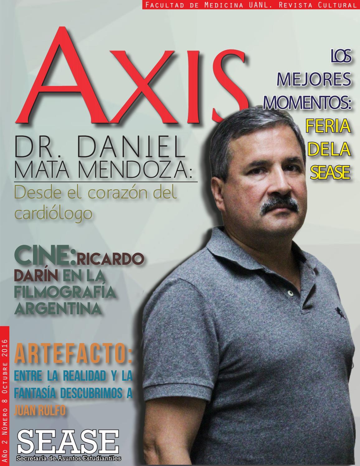 Revista Axis Año 2 Número 8 Octubre de 2016 by Revista Axis - issuu