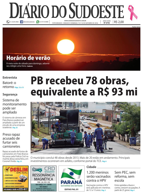 6ee3422760d Diário do sudoeste 15 e 16 de outubro de 2016 ed 6742 by Diário do Sudoeste  - issuu