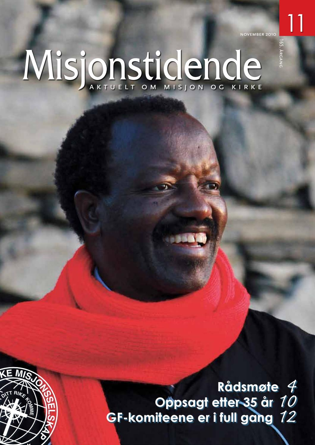 e9753fff Misjonstidende 11/2010 by Det Norske Misjonsselskap - issuu