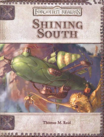 Shining South [OCR](D&D 3 5) by José Neder - issuu
