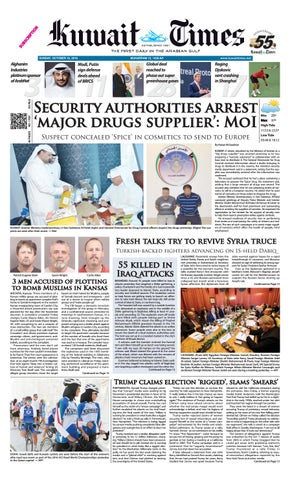 51cb3b55aaabf5 16th Oct 2016 by Kuwait Times - issuu