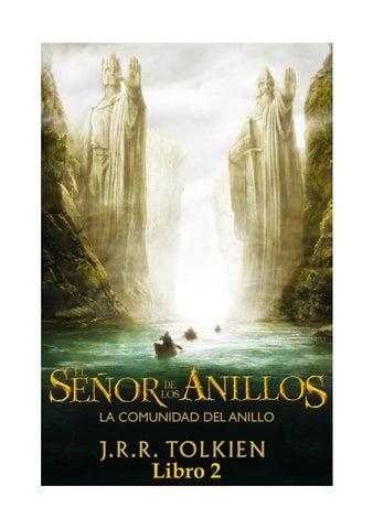 980ef724e1bd El Señor de los Anillos  La Comunidad del Anillo Libro 2 by Juan ...