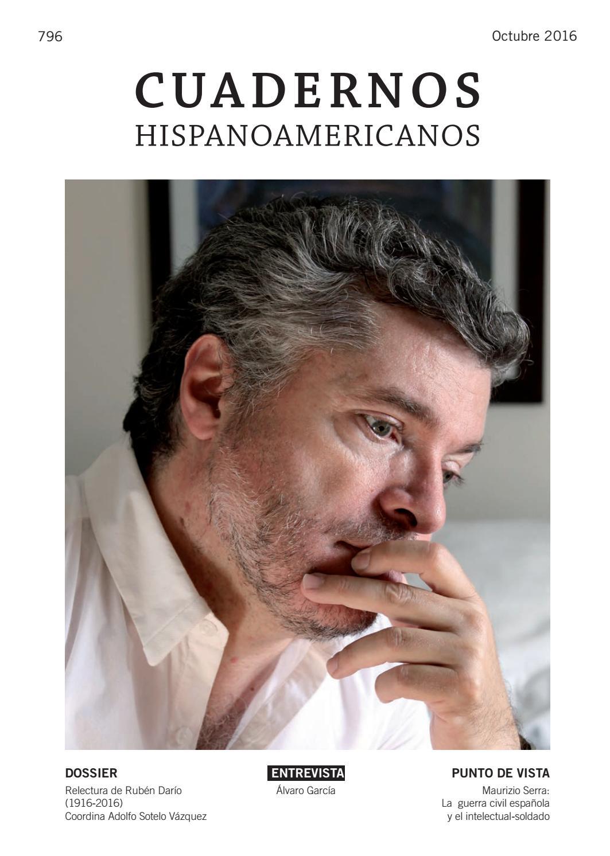 Cuadernos Hispanoamericanos (Octubre 2016) by AECID PUBLICACIONES - issuu 342e4cc7d2346