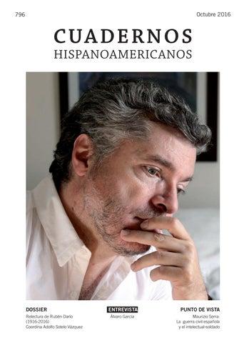 cc9b48b029 Cuadernos Hispanoamericanos (Octubre 2016) by AECID PUBLICACIONES ...