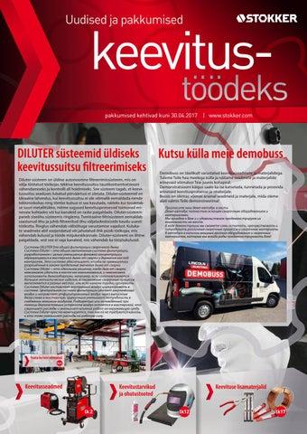 411bd4379de Stokkeri keevituse pakkumine by Stokker - issuu
