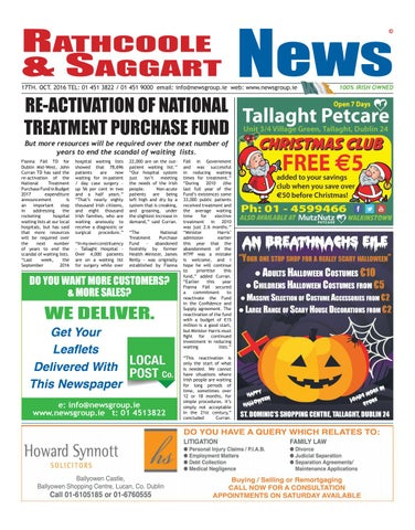 Rathcoole saggart news by newsgroup issuu page 1 solutioingenieria Image collections