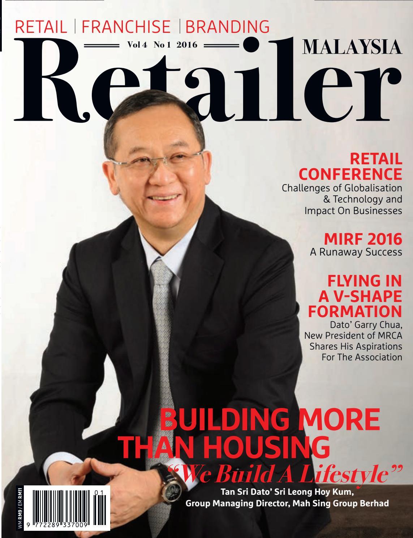 Magazine retail
