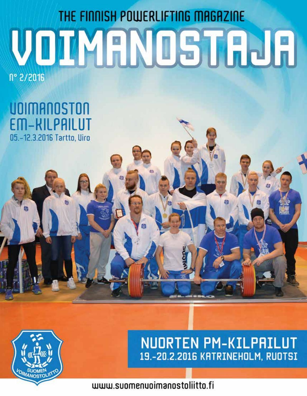 Klassisen Penkin EM-Kilpailut | Suomen Voimanostoliitto Ry