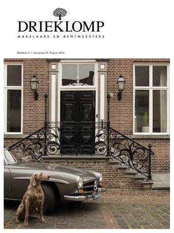 drieklomp najaarsmagazine 2016drieklomp makelaars en