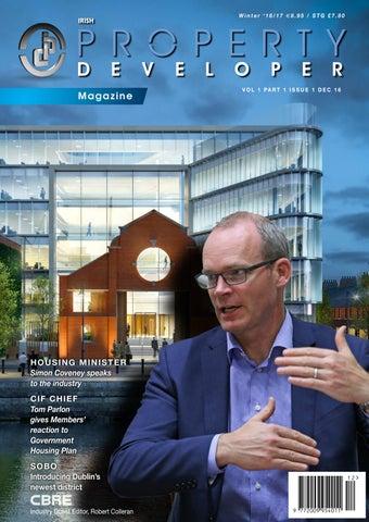 Irish Property Developer Magazine Issue 1 by Irish Property ... 0ada04c1a283