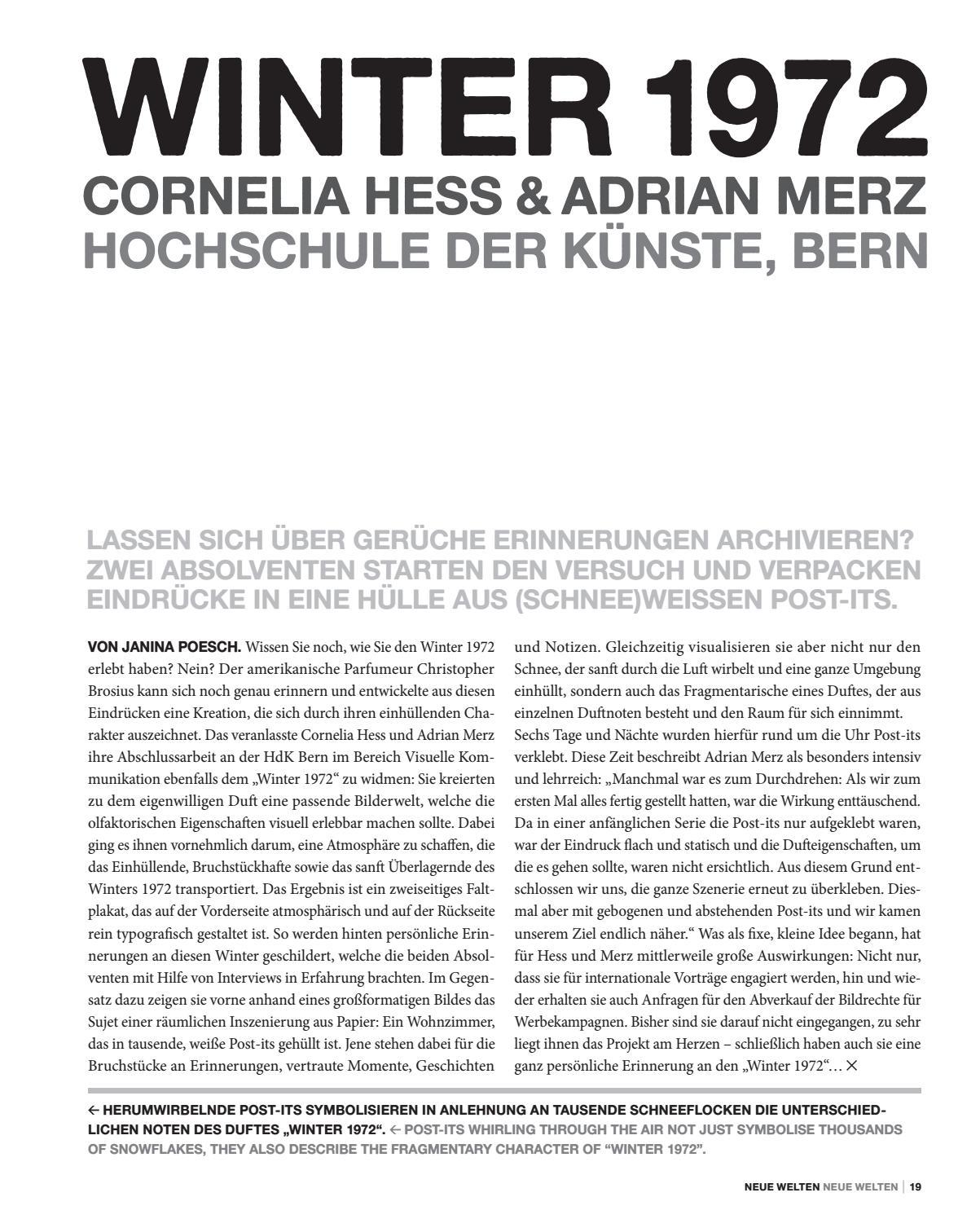 winter 1972 cornelia hess adrian merz