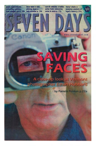 5467e7913d4 Seven Days, July 3, 2002 by Seven Days - issuu