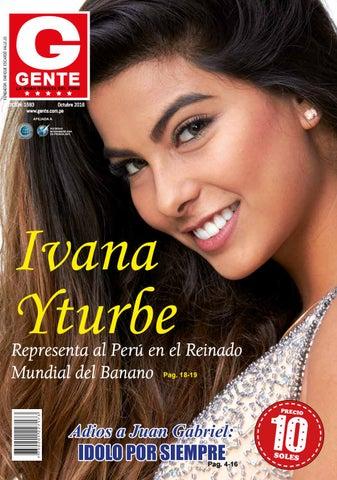 Revista Gente Edicion 1593 By Gente Peru Issuu