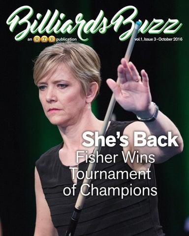 Billiards Buzz - Oct 2016
