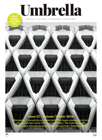 cfbe5844778 Umbrella Issue Fifteen by Umbrella Magazine - issuu