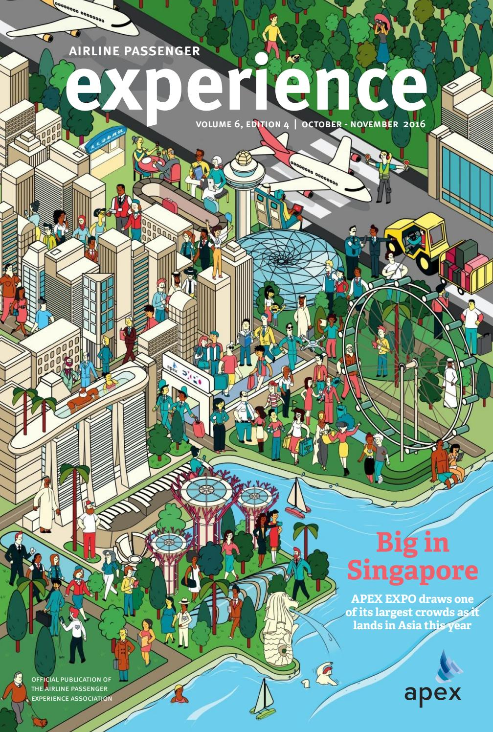Apex Experience 64 October November By Spafax Issuu Switch Lego Worlds Games Asia English