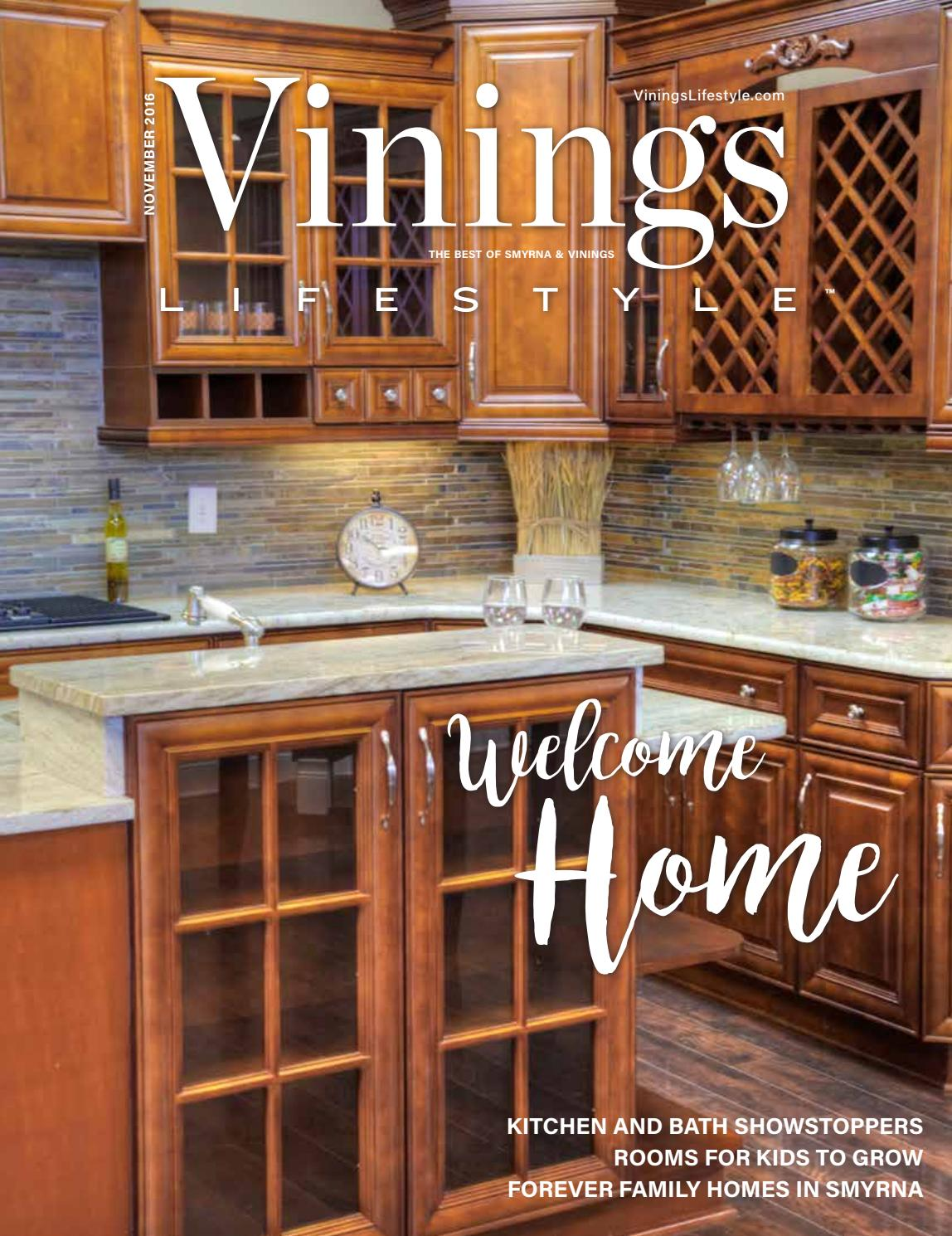 Vinings November 2016 by Lifestyle Publications - issuu