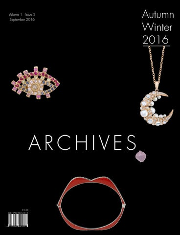 4ad0728e27dbc Fall:winter 2016 magazine (for online) by ARCHIVES - issuu