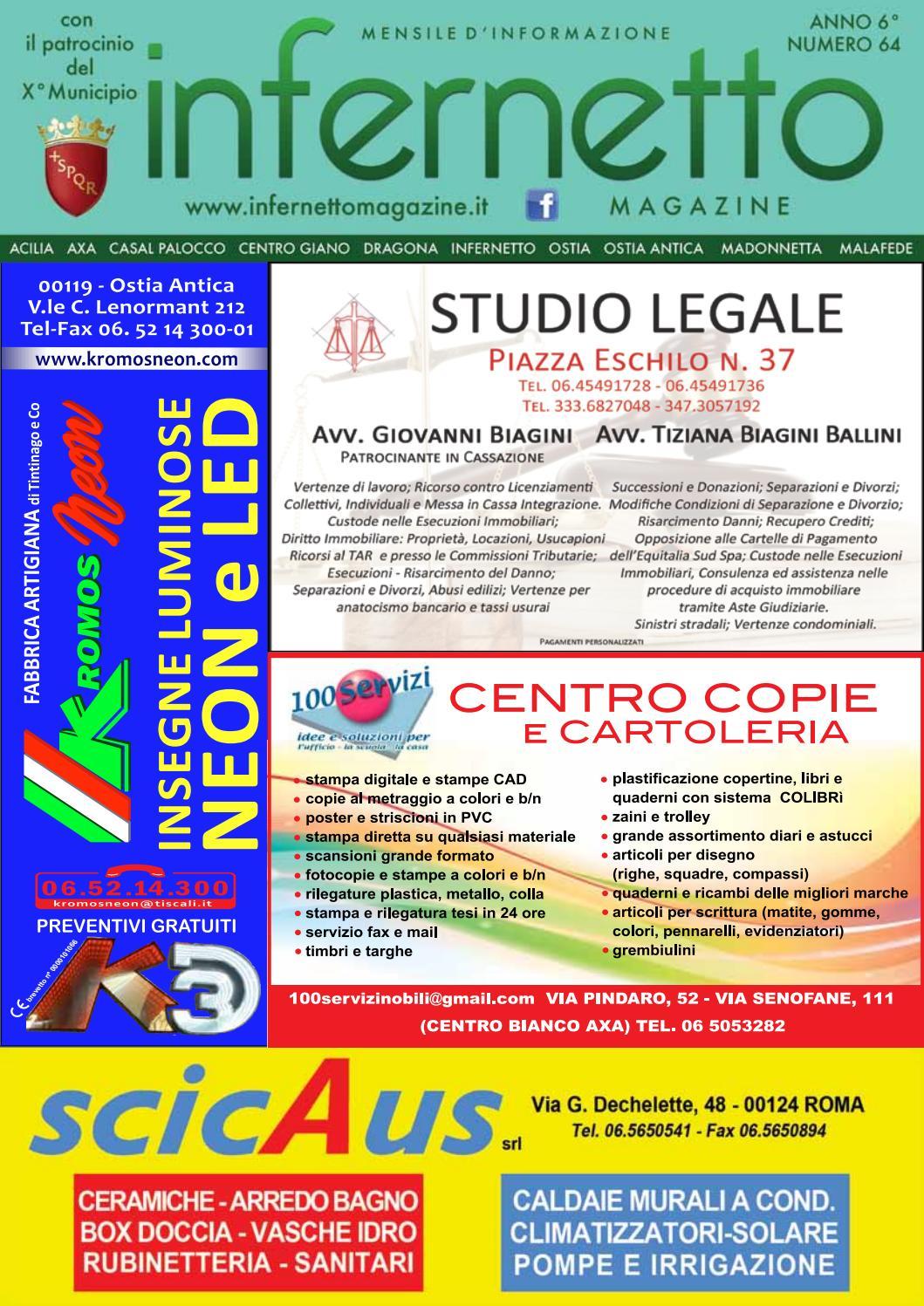 Di Tommaso Arredamenti Ostia infernetto magazine - ottobre n°64 by esse editore - issuu