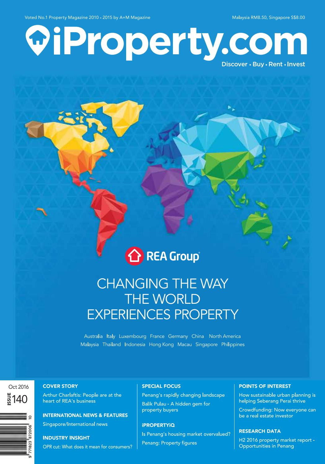 iProperty.com Issue 140 (October 2016) by iproperty.com - issuu