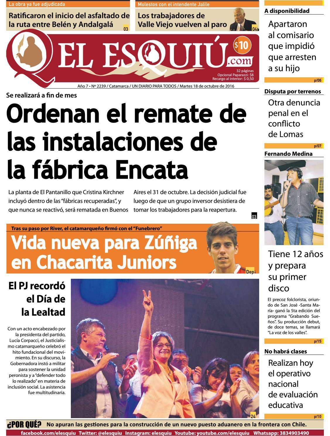 El Esquiu.com 38df427d407