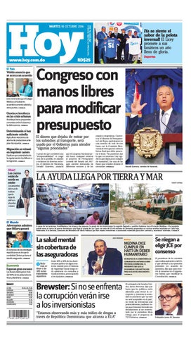 Periódico hoy 18 de octubre 9dbd6fd83ae