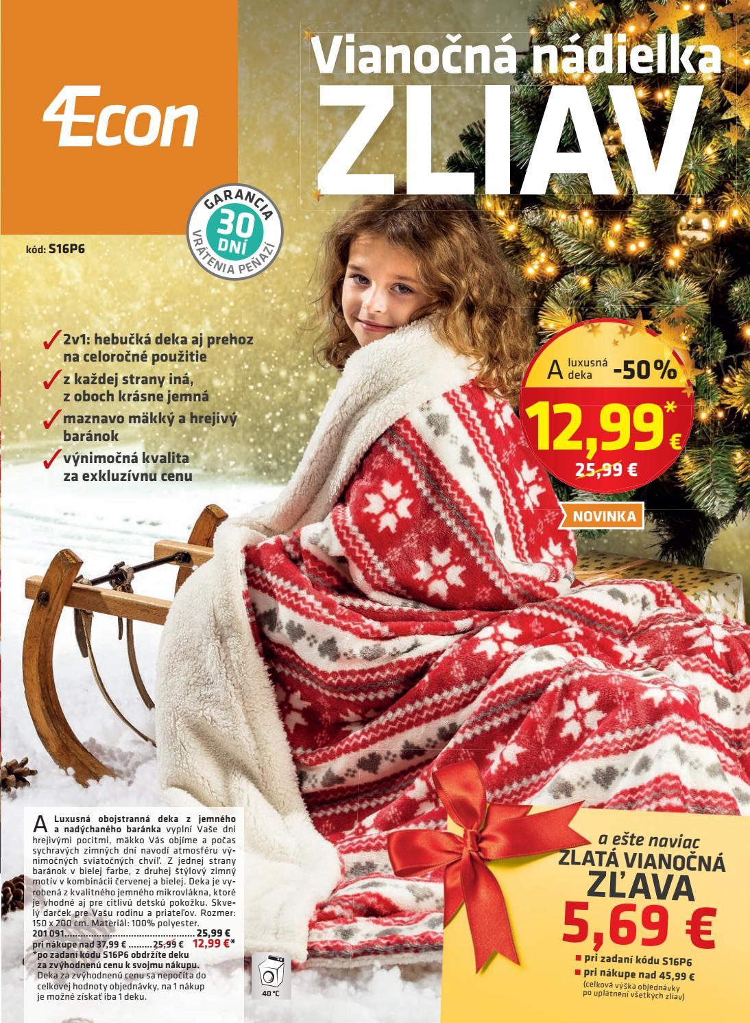Katalog Podzim Zima SK by 4home a5e015e0200