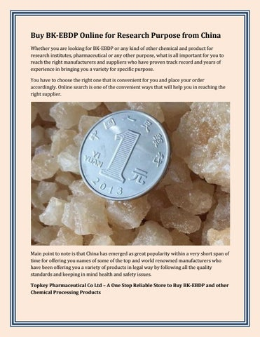 Buy furanylfentanyl for research and pharmaceutical purpose