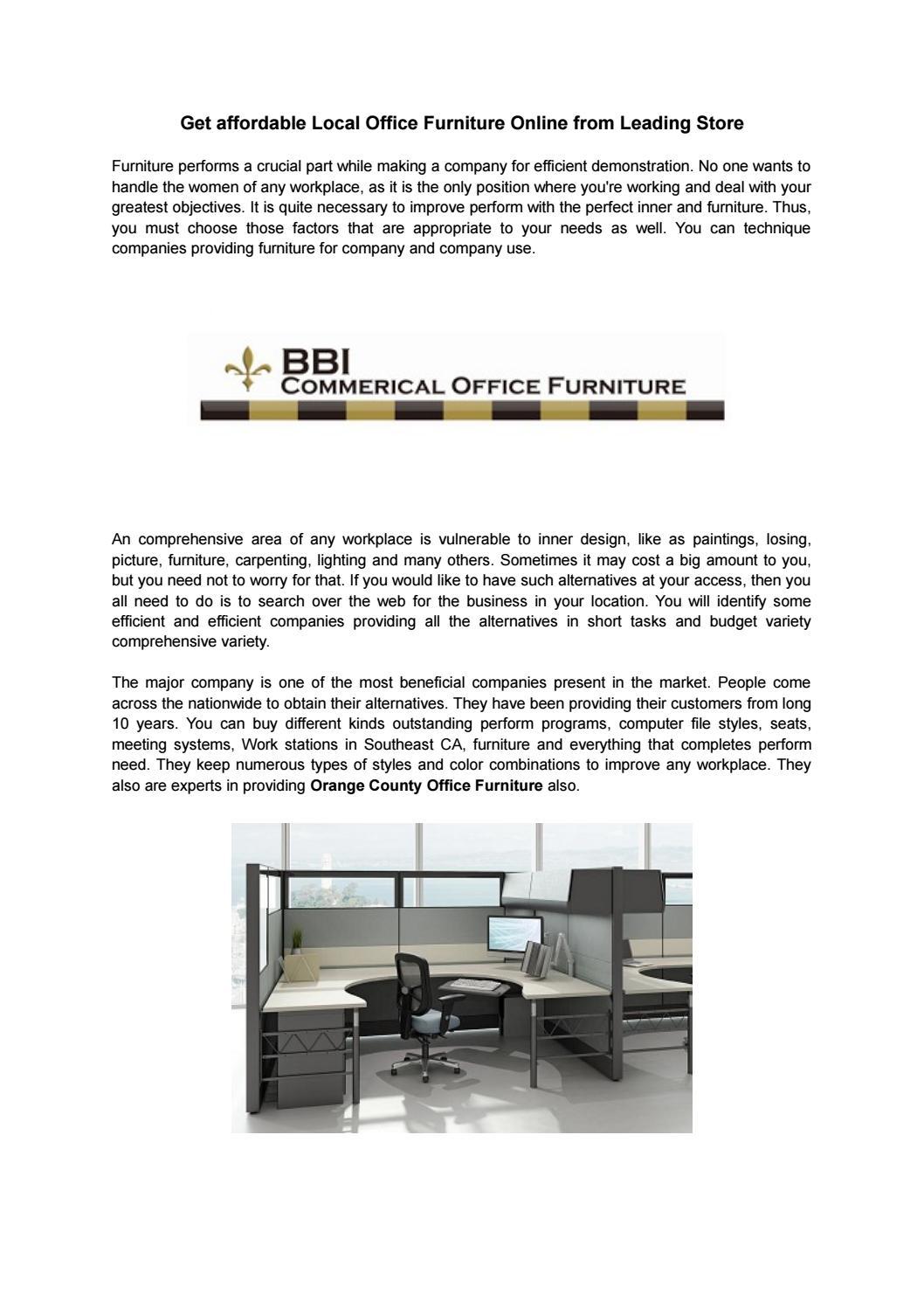 Local Office Furniture Stores Uballs Com