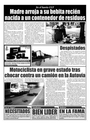 Diario El Sol (Domingo 16 octubre 2016) by Diario El Sol - issuu 8886478403e91