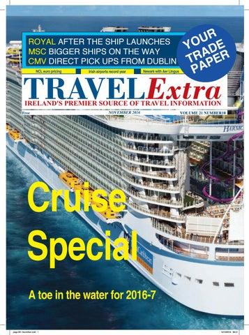 Travel Extra November 2016 by Travel Extra - issuu