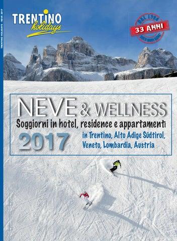 Trentino holidays catalogo neve 2017 by enrico luchi - issuu