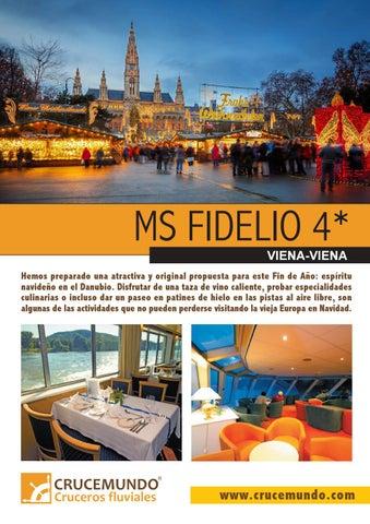 Navidad Y Fin De Año En El Danubio 2016 By Crucemundo Cruceros Fluviales Issuu