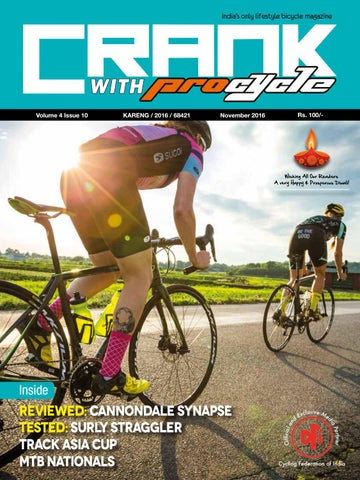 Crank November 2016 Issue By Crank With Procycle Issuu