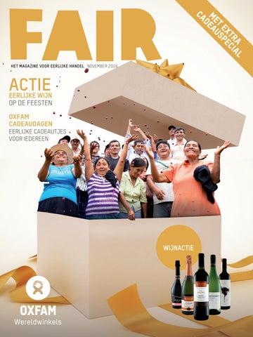 936001489d4 Fair: Magazine Oxfam-Wereldwinkels n°19 - november 2016 by Oxfam ...