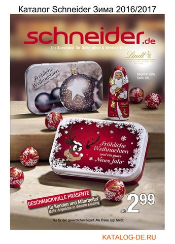 Katalog schneider zima 2016 2017 by www.katalog-de.ru - заказ одежды ...