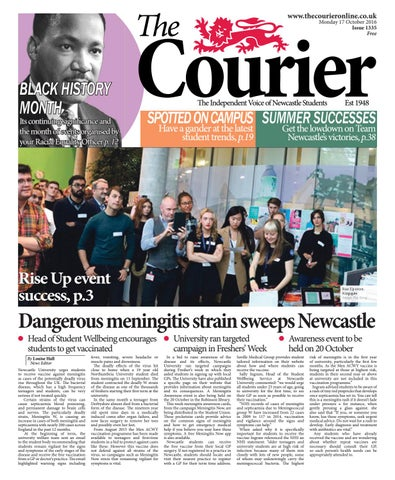 8608752e4d7 Courier 1335 by The Courier Online - issuu