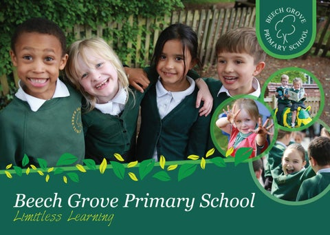 Beech Grove Primary School Prospectus by FSE Design - issuu