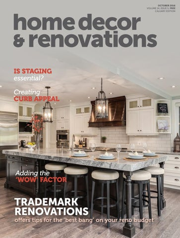 Calgary Home Decor & Renovations - Oct 2016 By Nexthome - Issuu